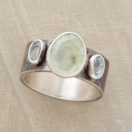 EARTH & SKY RING