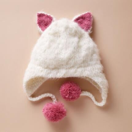 KITTEN EAR CAP