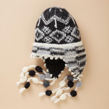 MULTICULTURAL KNIT HAT
