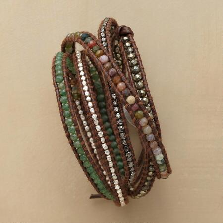 PARTY MIX 5 WRAP BRACELET