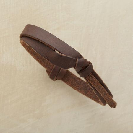 POSTSCRIPT LEATHER BAND