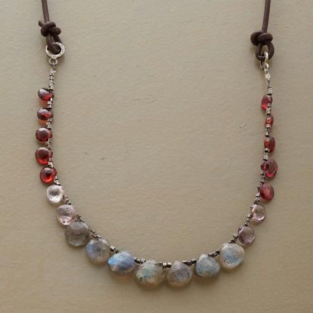 DIVINE DROPLET NECKLACE