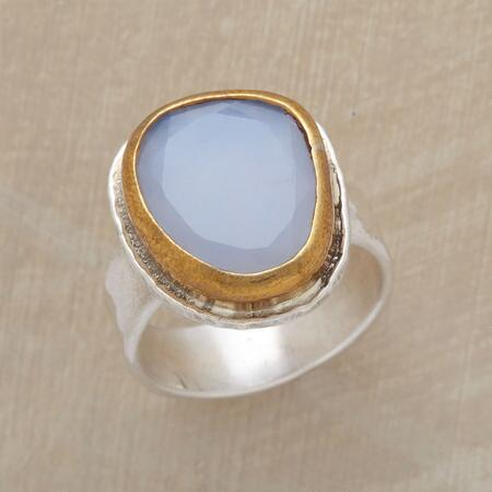 PATCH OF BLUE RING