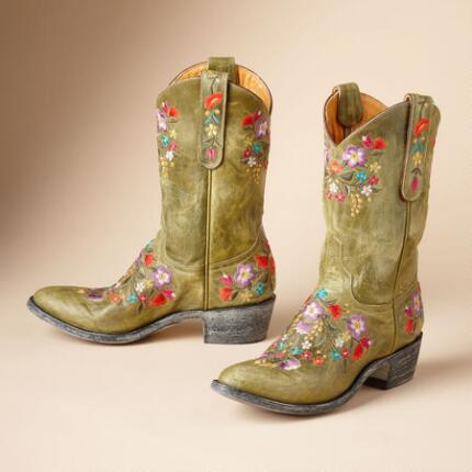 SORA MORNING GLORY BOOTS