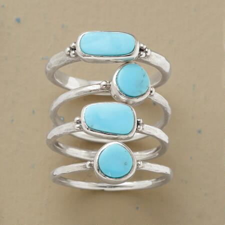 BRIGHT SPOT RING SET