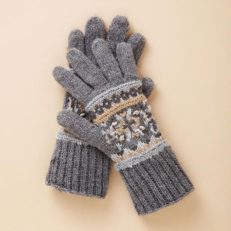 SNOW STAR GLOVES