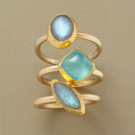 ARCHIPELAGO RING SET
