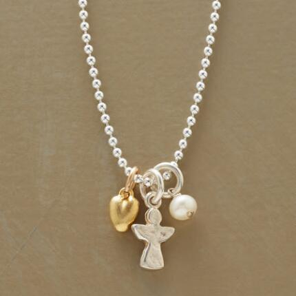 HEART OF AN ANGEL NECKLACE