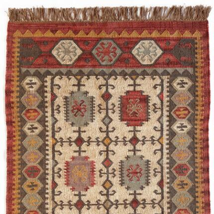 CASTLE CROSS KILIM 8X10