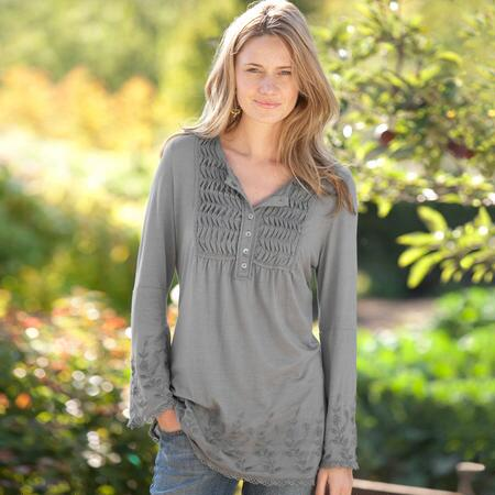 BELINDA KNIT TUNIC
