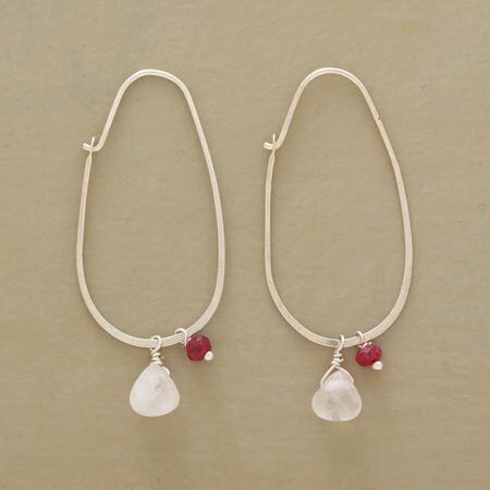 TOUJOURS AMOUR EARRINGS