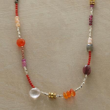 LONG FESTIVA NECKLACE