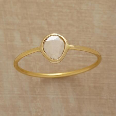 SLICE OF DIAMOND RING