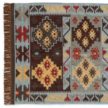 HEART OF THE BAZAAR KILIM 8X10