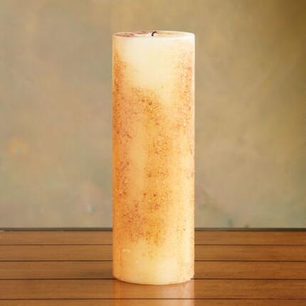 3x9 ANTIGUA PILLAR CANDLE