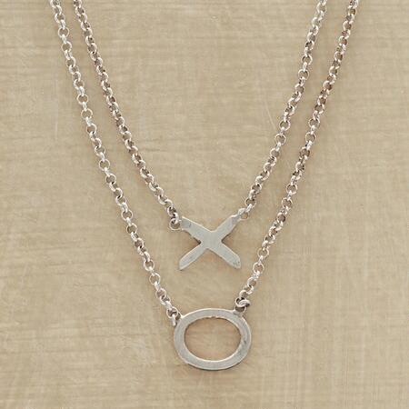 X O NECKLACE
