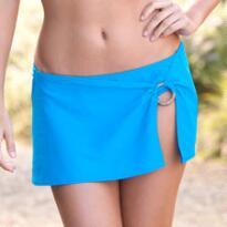 SKIRTED SWIM BOTTOM