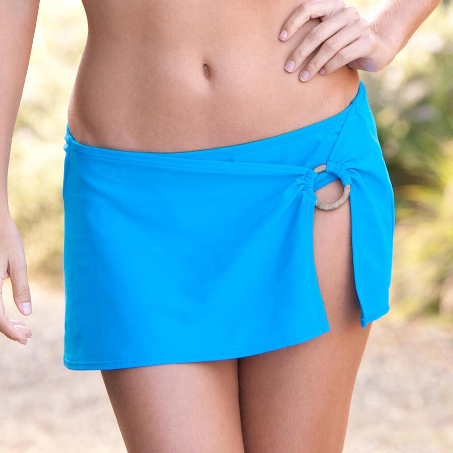 BLUE WATERS SKIRTED BOTTOM
