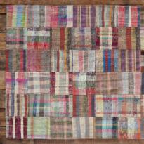 TURKISH DELIGHTS PATCHWORK RUG