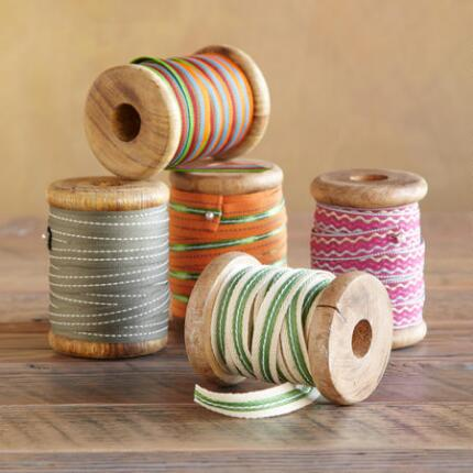 COUNTRY STORE RIBBONS S/5