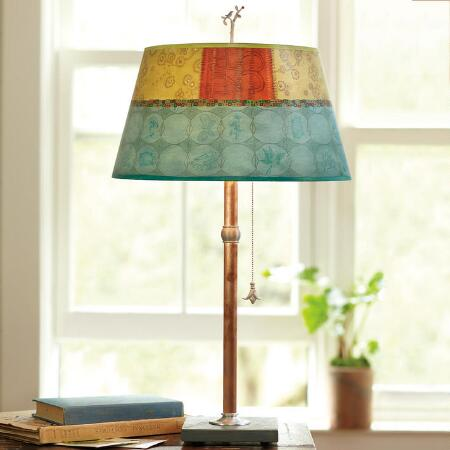PARADISE POOL TABLE LAMP
