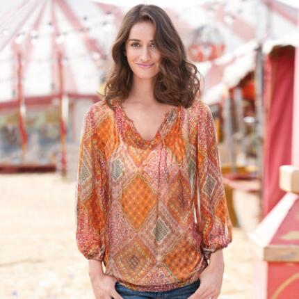 PRETTIEST ALHAMBRA BLOUSE