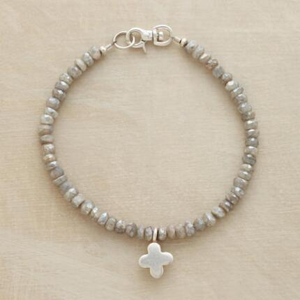 STARLIGHT CROSS BRACELET