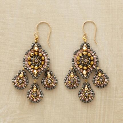 SMOKY MOUNTAIN EARRINGS