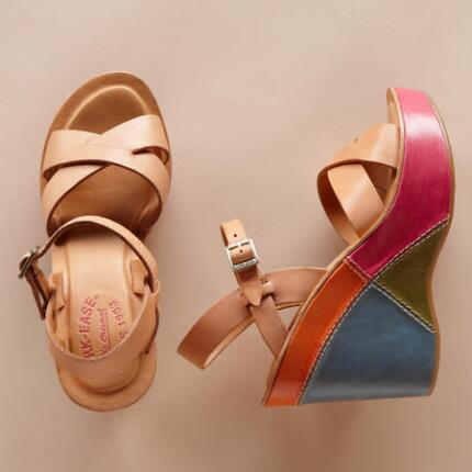 BETTE COLORBLOCK PLATFORMS