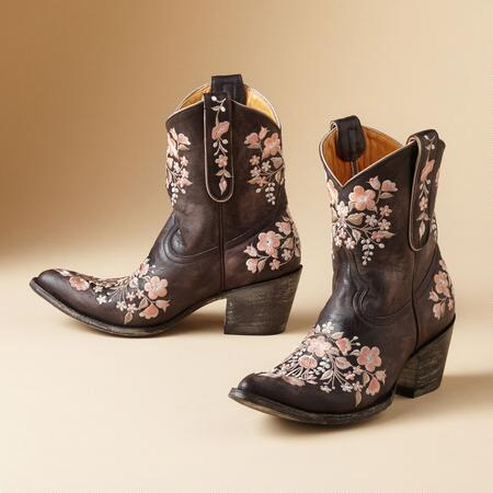 SORA BROWN BOOTS