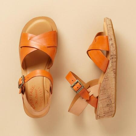 MYRNA COLORBLOCK WEDGES