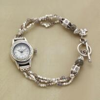 SILVER SHADOW WATCH