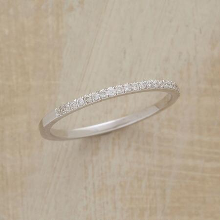 MARRY-ME MICRO DIAMOND BAND