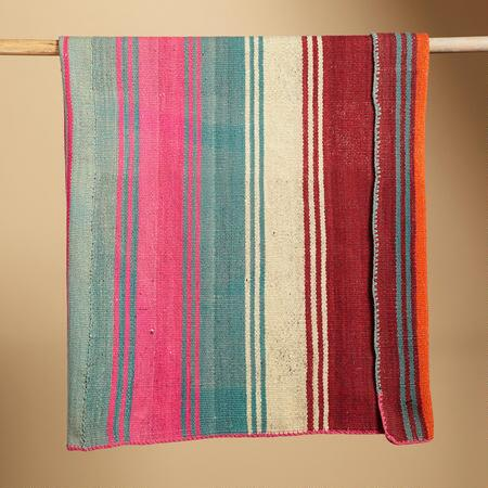 ONE OF A KIND BOLIVIAN TARIJA THROW