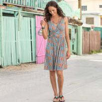 PALM CANYON DRESS