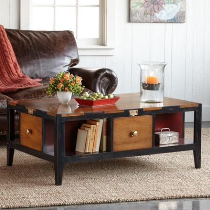 DRAPER COFFEE TABLE