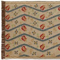 NEW AMSTERDAM DHURRIE RUG LARGE