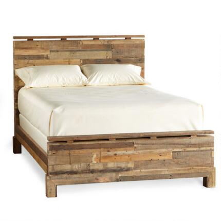 TIOGA PASS PLATFORM BED