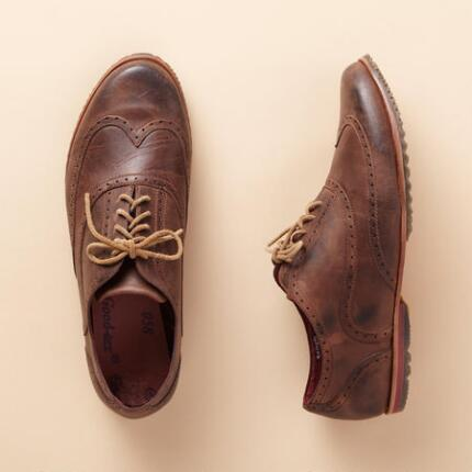 BROGUE WINGTIPS