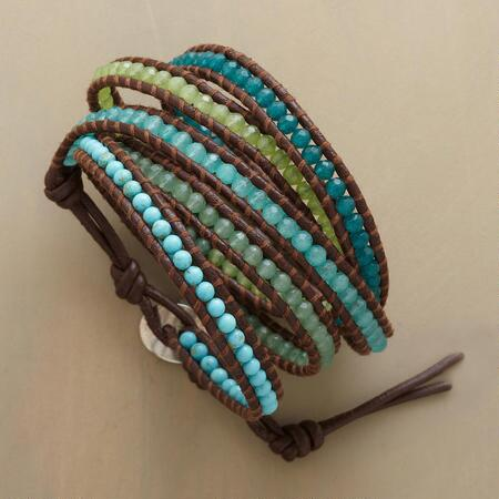 WRAPSODY IN BLUE BRACELET