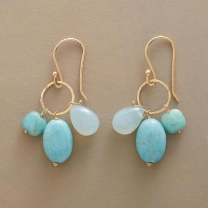 COOL BLUE EARRINGS