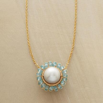 PEARL GARDEN NECKLACE