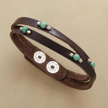 JULIENNE LEATHER BRACELET