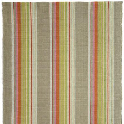 HADLERY STRIPE COTTON MAT, LARGE