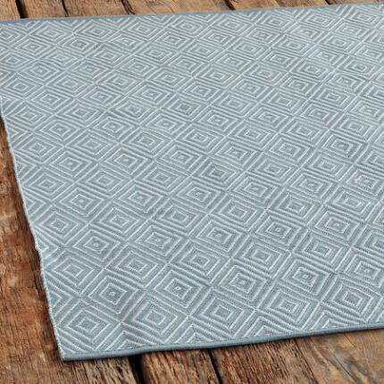 DIAMOND INDOOR/OUTDOOR MAT 8.5X11