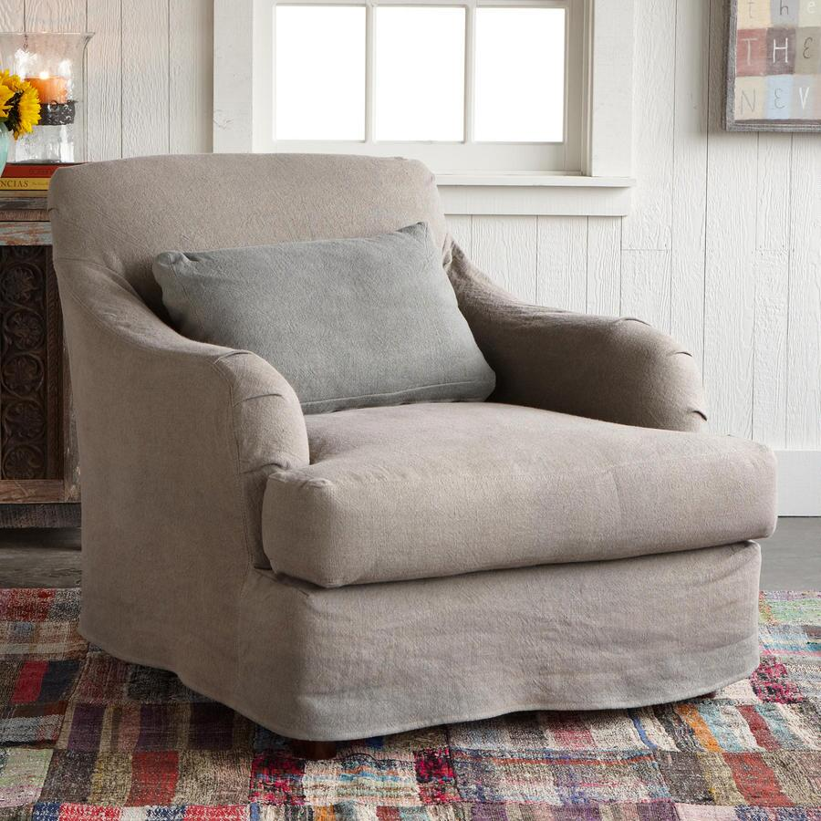 INVERNESS SLIPCOVER CHAIR