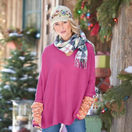 COLLECTIBLE SLOUCH PULLOVER