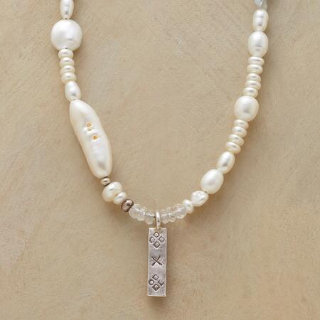 PEARL VARIETY SHOW NECKLACE