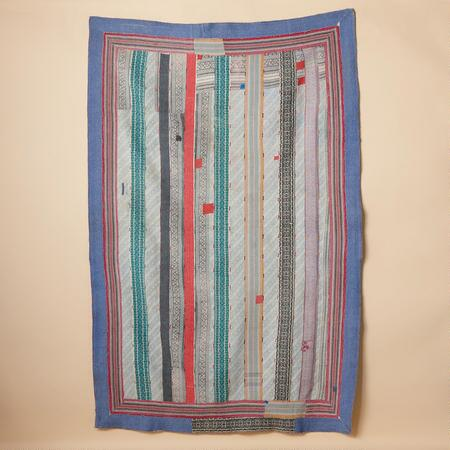 ONE OF A KIND SHALINI QUILTED THROW