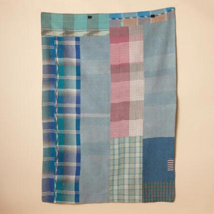 ONE OF A KIND RAJANI QUILTED THROW
